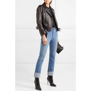 Re/Done Levi's Crawford High Rise Straight Jeans